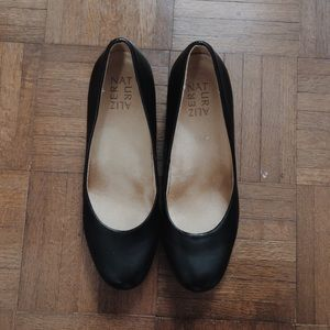 Naturalizer Black Heels